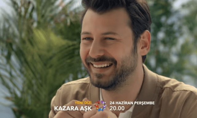 Kazara Așk (Iubire accidentală): un nou serial lansat vara aceasta 1