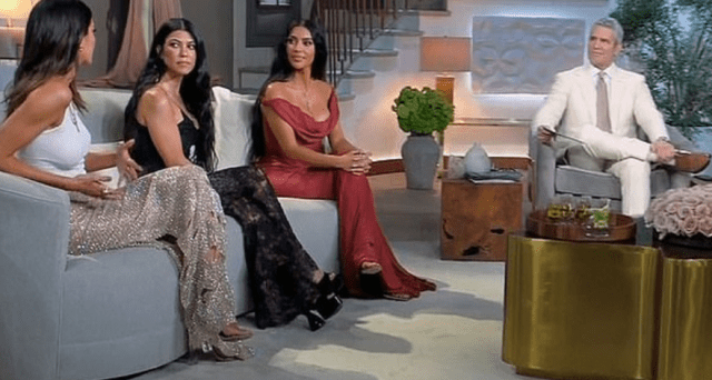 Kourtney Kardashian and Scott Disick address their new relationships for the first and both give their blessings to one another to be happy 1