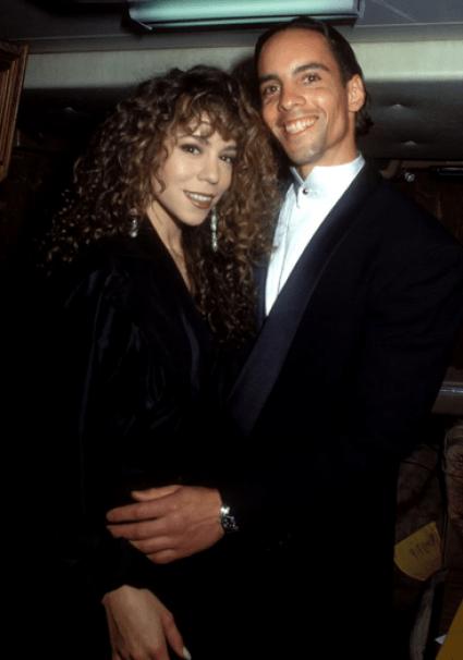 Mariah Carey și Morgan Carey