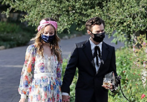 Harry Styles and Olivia Wilde's relationship appears to be going from strength to strength