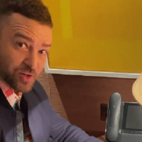 Justin Timberlake pledges his 'absolute support' for ex Britney Spears