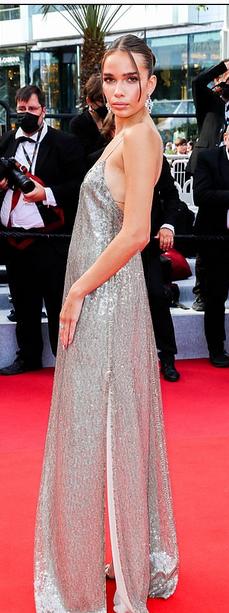 Hana Cross, Festivalul de Film de la Cannes 2021