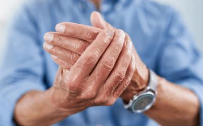 Guta -semne și simptome