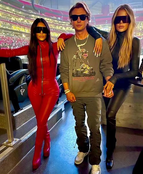 Kim Kardashian,  Jonathan Cheban și Kloe
