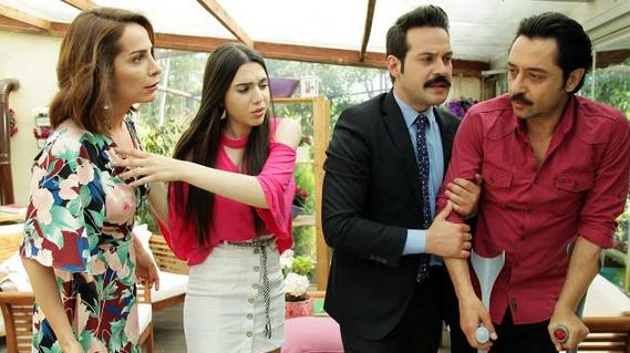 Serialul turcesc No 309: comedie romantică (VIDEO) 10