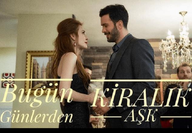 Barıș Arduç și Elçin Sangu în Kiralik Așk
