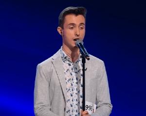 X Factor 2021-Audiții-Claudiu Chichirău (VIDEO)