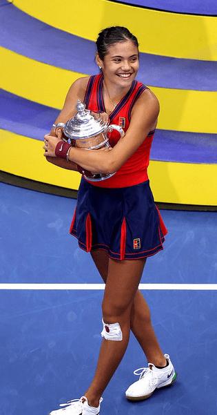Emma Răducanu, marea câștigătoare de la US Open 4