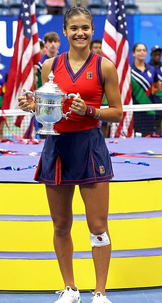 Emma Răducanu, marea câștigătoare de la US Open 3