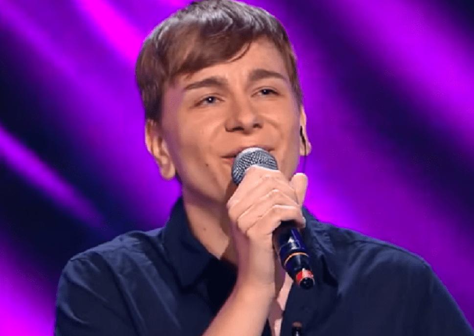 Cătălin Andrei Budea la X Factor 2021-Audiții
