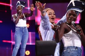 X Factor 2021: Oma Jali a cântat Shy Guy (VIDEO)