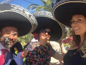 Mariachis fiesta