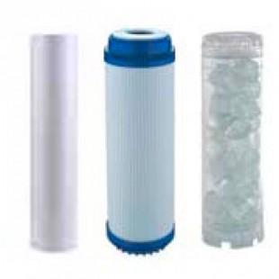recambio triple filtro agua triphos - El Almacén del Agua