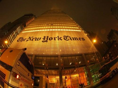 The New York Times, totalitarismo chino, Jorge Bonilla
