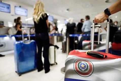 latinos viajan a Estados Unidos