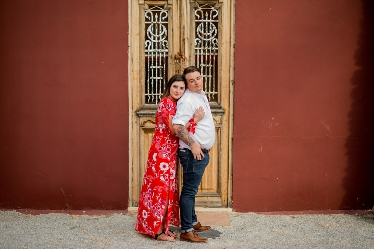 Danni & Kieran Engaged - (33)