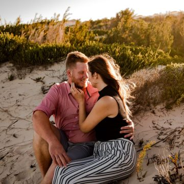 arniston engagement shoot
