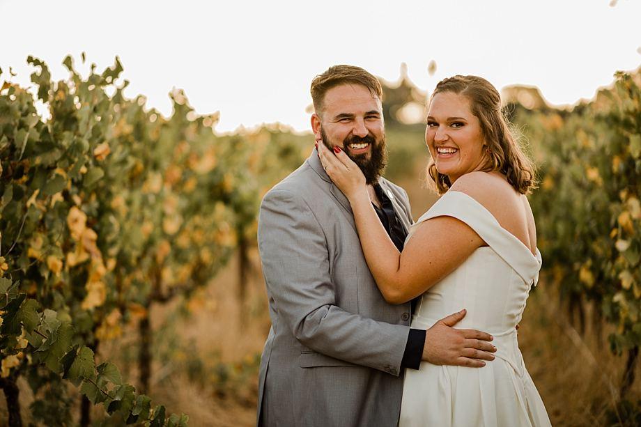 KACEY & MORNE WED (550)