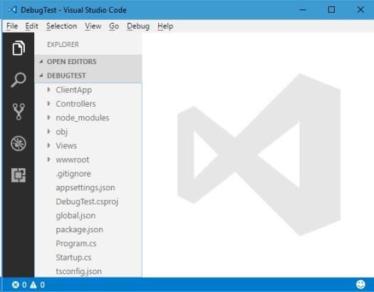 Setting Up Visual Studio Code for Debugging ASP NET Core – Eric L