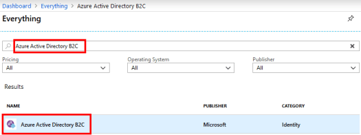 ASP NET Core with Azure B2C Auth – Eric L  Anderson