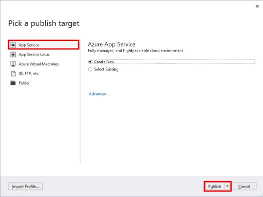 Deploy ASP NET Core 3 Previews to Azure App Service – Eric L