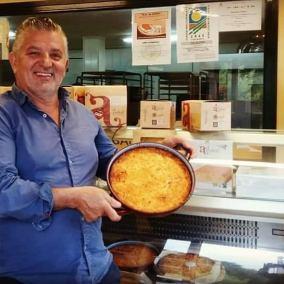Floren Bueyes. Presidente de la Asociación de Cocineros de Cantabria.