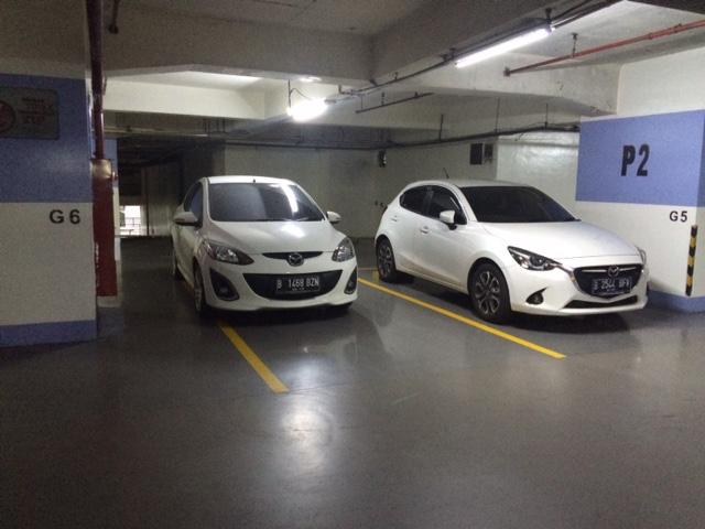 Parkir FX Sudirman