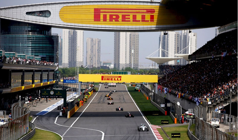 Formula 1 Shanghai (Sumber Gambar: formula1.com)