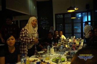 Blogger dan HC3 AHM
