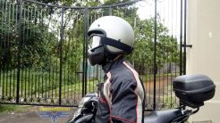 Review Helm Yamaha Fighter