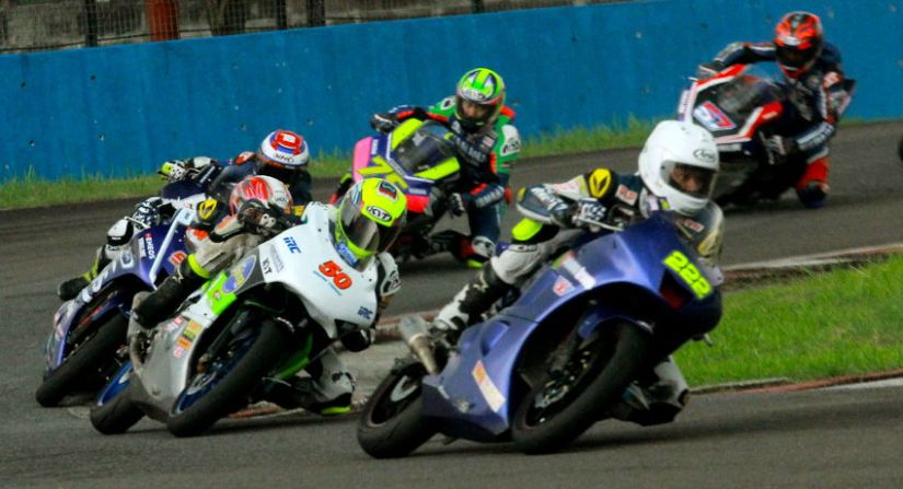 Hasil lengkap Yamaha Sunday Race 2017