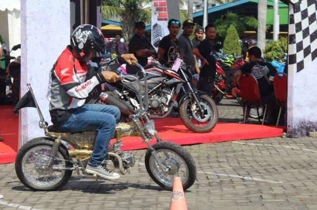 Honda Modif Contest 2017