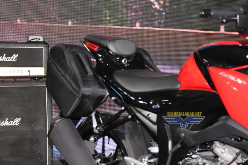 Peluncuran Suzuki GSX-S150 Touring Edition