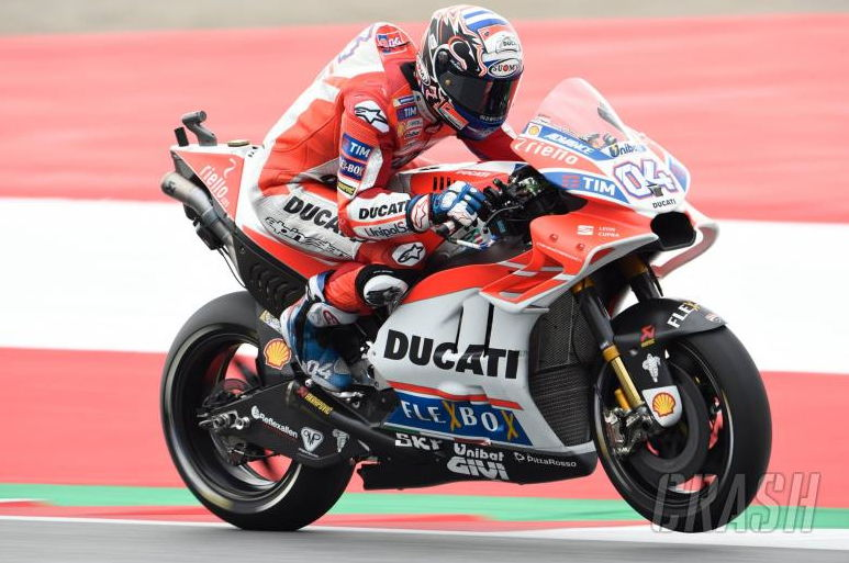 Download Video Full Race MotoGP Austria 2017, Dovizioso Juara!