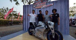 Wahana Gelar Honda Modif Contest