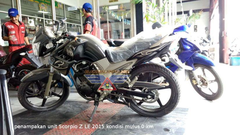 Scorpio Z Limited Edition kembali tersedia stok terbatas