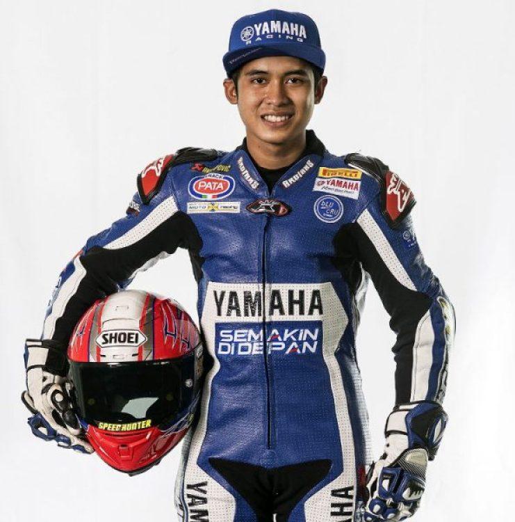 Galang Hendra Siap Tampil Kembali di World Supersport 300