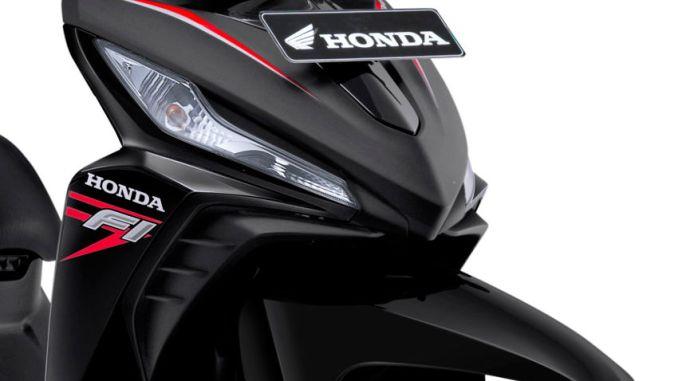 Warna Baru New Honda Revo X