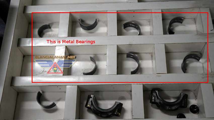 metal bearing honda cbr250rr