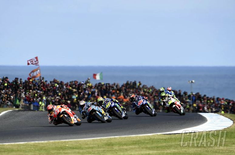 Download Video Full Race Phillip Island 2017
