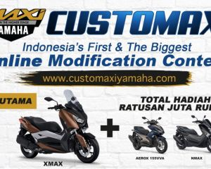 CUSTOMAXI YAMAHA