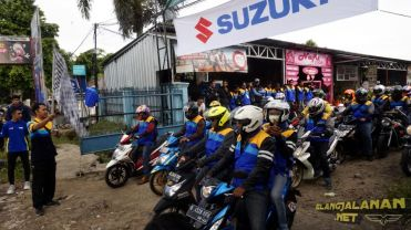 Suzuki Bike Meet Cibodas