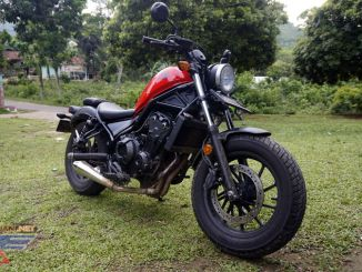 Big Bike Honda CMX 500 Rebel