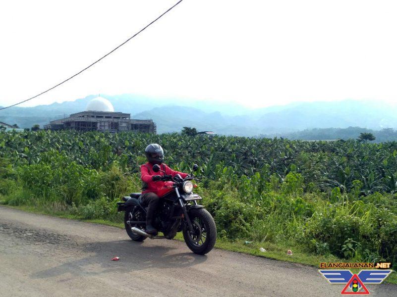 Impresi Riding Harian Honda CMX 500 Rebel, paling enak buat Cruising