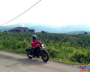 Riding Harian Honda CMX 500 Rebel