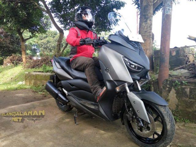Konsumsi BBM Yamaha XMAX 250