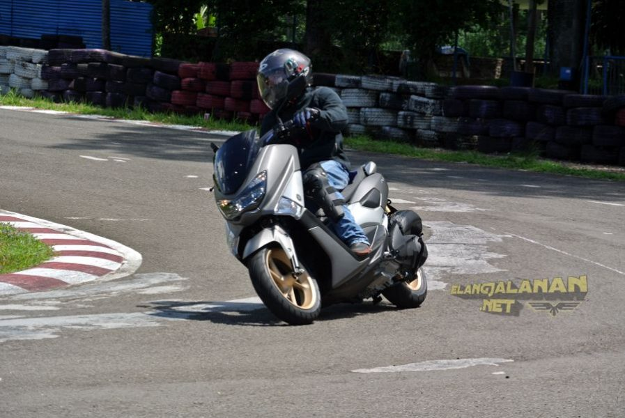 Test Ride Yamaha NMAX 2018