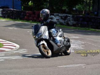 Test Ride Yamaha NMAX 2018