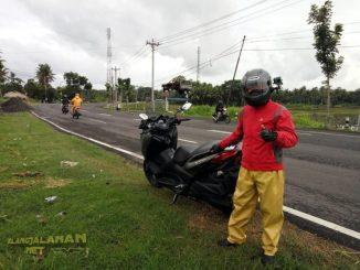 Touring Yamaha XMAX 250 Jakarta - Yogyakarta