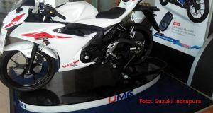 Harga Suzuki GSX-R150 Shutter Key